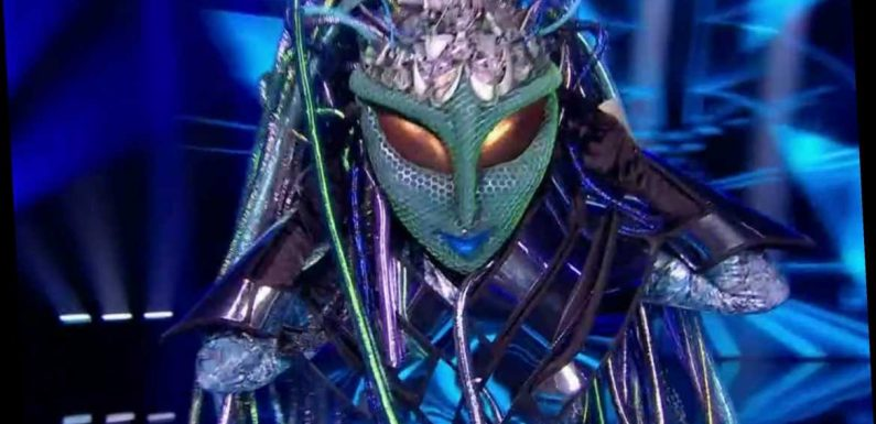 What time is the Masked Singer UK on tonight?