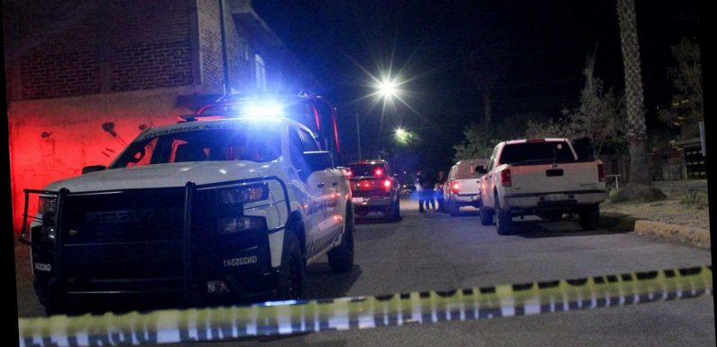 Nine slaughtered in horror shooting at wake as Jalisco New Generation cartel fight brutal turf war