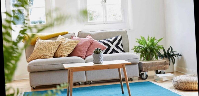 Secrets to making small spaces feel BIGGER without buying anything – & why you shouldn't put furniture against the wall