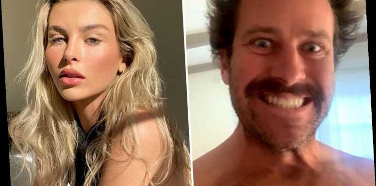 Armie Hammer's ex Paige Lorenze says he 'carved an A into her pubic area with a KNIFE' and 'bragged about it to pals'