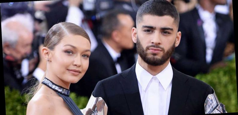Proof Gigi and Zayn Are Officially the Most Stylish Parents