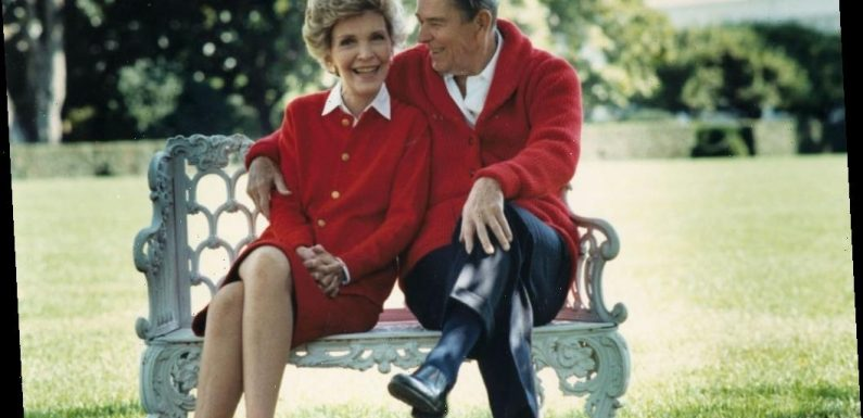 Inside Ronald and Nancy Reagan's Love Affair