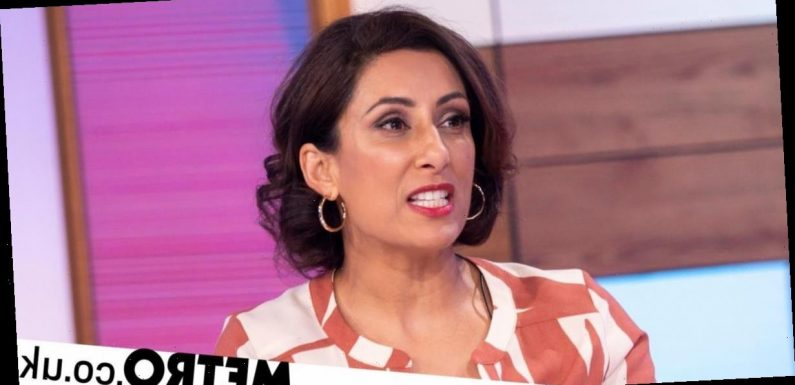Saira Khan would 'love' her Loose Women spot to go to gay or trans star