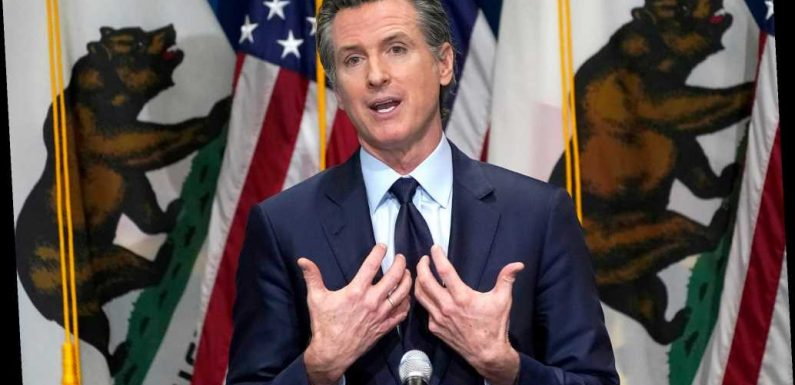 Gov. Newsom plans to cancel California's COVID-19 stay-at-home orders