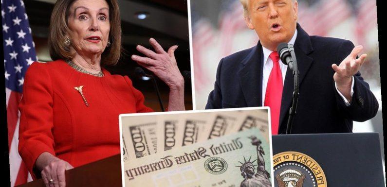 Trump's impeachment trial threatens to derail speedy rollout of new $1,400 stimulus checks
