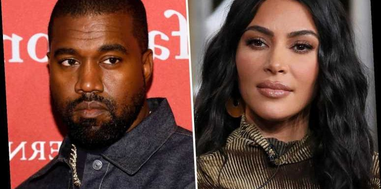 Kim Kardashian has an 'exit plan' to leave husband Kanye West as she 'holds out' officially filing for divorce