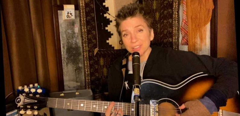 'In My Room' With Ani DiFranco