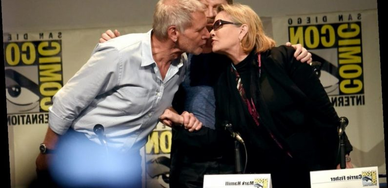 Carrie Fisher Said She Wanted to 'Grow Old Together' With Harrison Ford Months Before Her Death