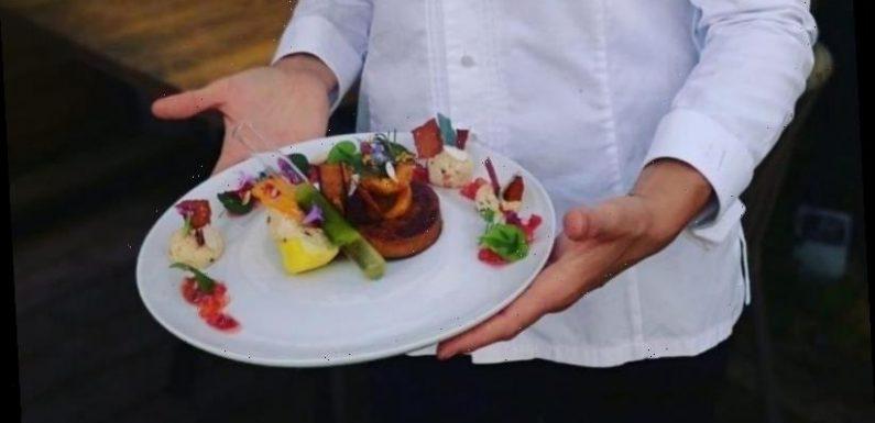 Vegan star: French restaurant makes Michelin history