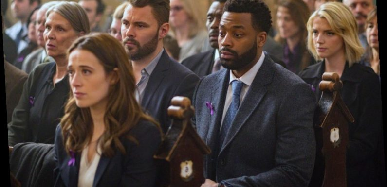'Chicago P.D.': LaRoyce Hawkins Reveals Atwater Still Has Growing to Do This Season