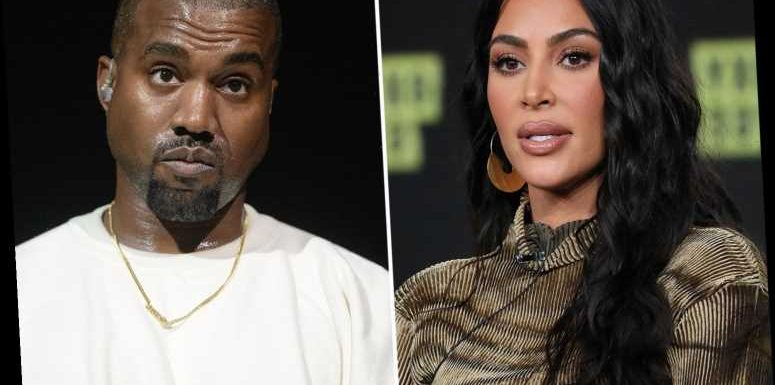 Kim Kardashian and Kanye West 'completely stop marriage counselling' as he 'meets with divorce lawyers'