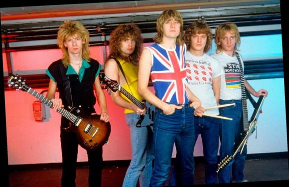 What Have Def Leppard Been Hiding in Their Closets? Band Opens Up Its 'Vault'