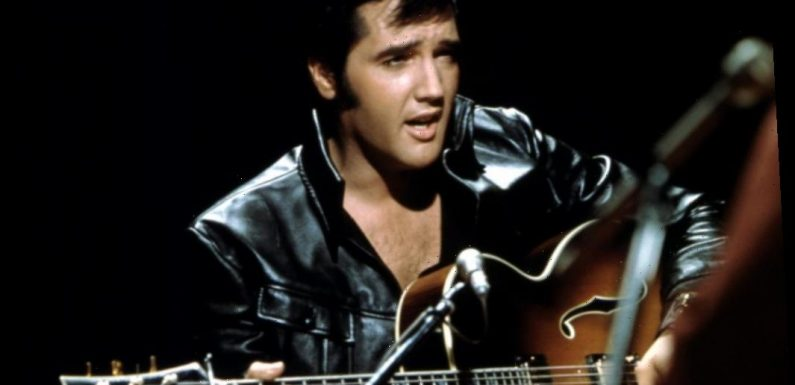 Elvis Presley Was Fixated on Germs