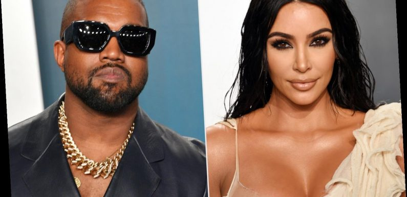 Kim Kardashian Is Preparing to Divorce Kanye West: 'He Knows That It's Coming Soon,' Says Source