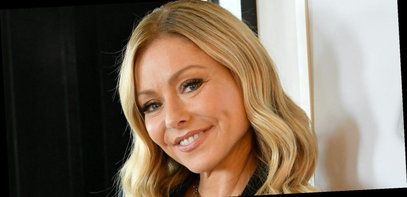 Kelly Ripa's Favorite Leggings Feature a Secret Built-In Thong