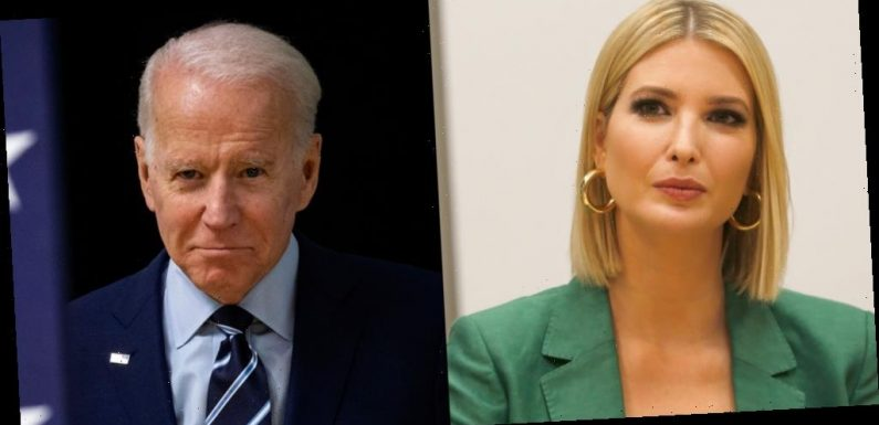 Ivanka Trump's Plans For Joe Biden's Inauguration Have Been Revealed