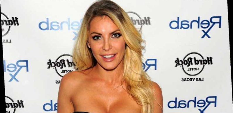 The Truth About The Surgery That Almost Claimed Crystal Hefner's Life