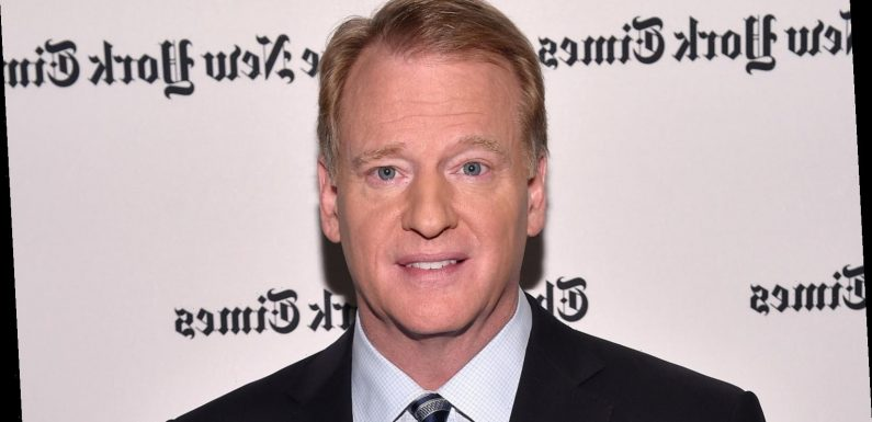 Who Is Roger Goodell's Wife? – Nicki Swift