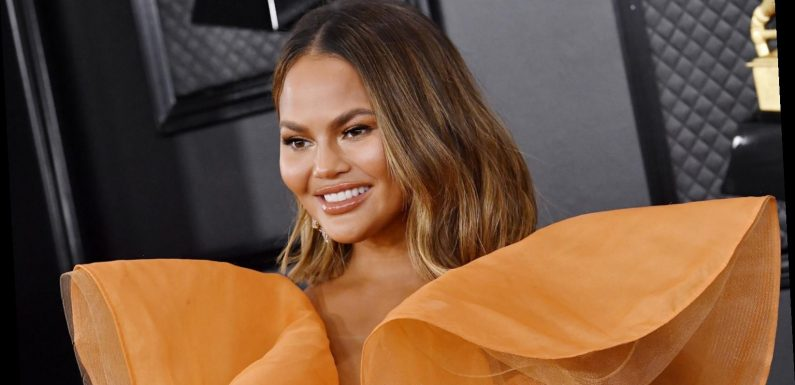 Chrissy Teigen Reveals The Unexpected Way She Just Lost A Tooth
