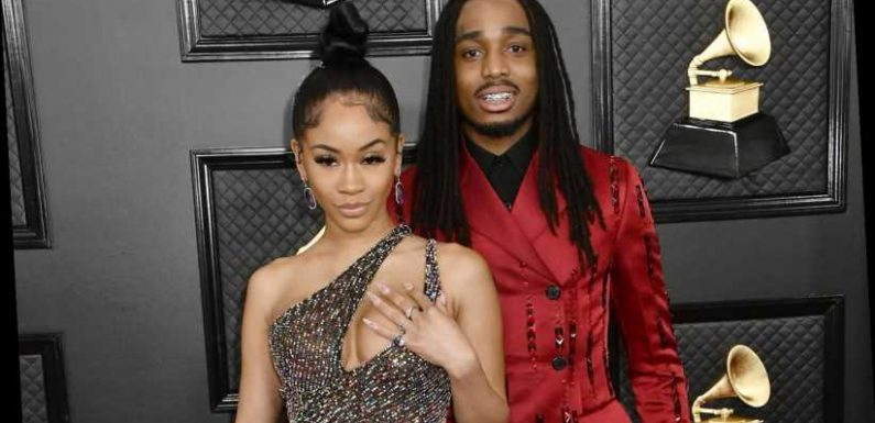This Is How Saweetie Says She Knew Quavo Loved Her