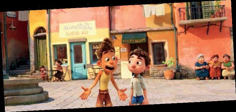'Luca' First Look: Pixar's New Film is Coming-of-Age Riff on 'The Little Mermaid'