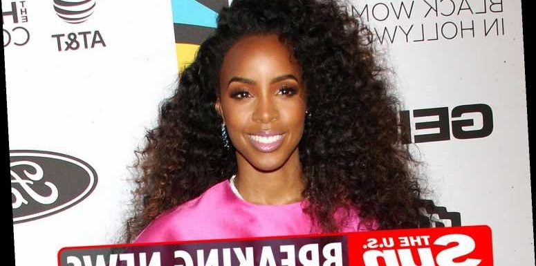 Kelly Rowland gives birth to her second son Noah with husband Tim Weatherspoon as she says they're 'truly grateful'