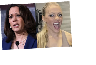 Mackenzie McKee SLAMMED for Calling VP Kamala Harris a Racist Term: Fans Want Her FIRED!