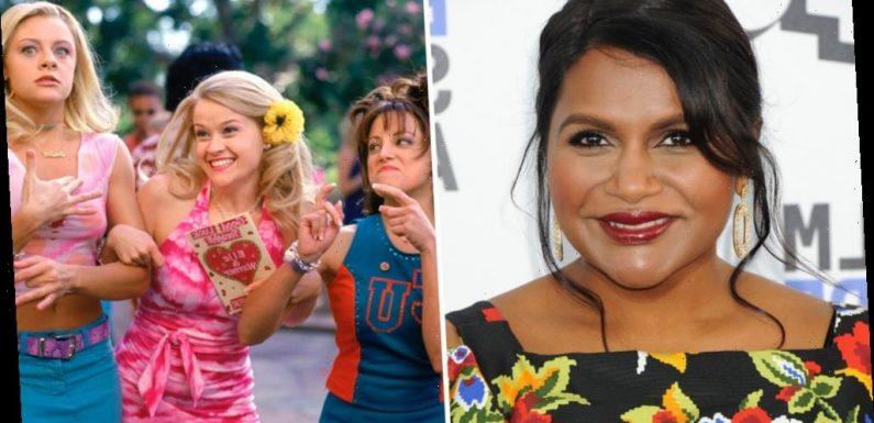 "Mindy Kaling Teases 'Legally Blonde 3' Details, Says Sequel Will Have Some ""Bend And Snap"""