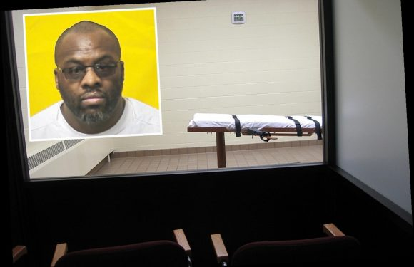 When is the execution date of Cleveland Jackson?