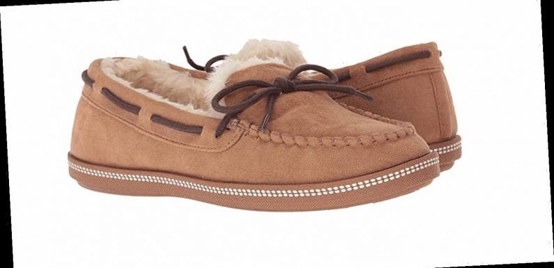 These 'Cozy Campfire' Moccasins Are the Slippers You've Always Wanted