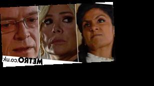 New EastEnders trailer reveals Ian death drama, Sharon's revenge & Suki's evil