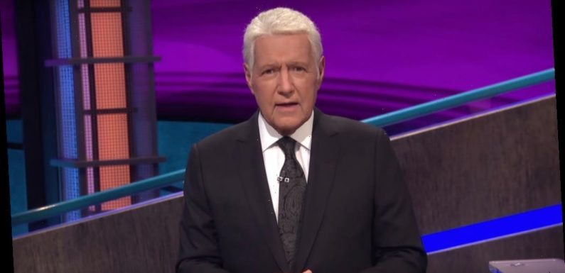 Alex Trebek Calls For Kindness Amid Covid-19 Pandemic During First Of Final 'Jeopardy!' Episodes