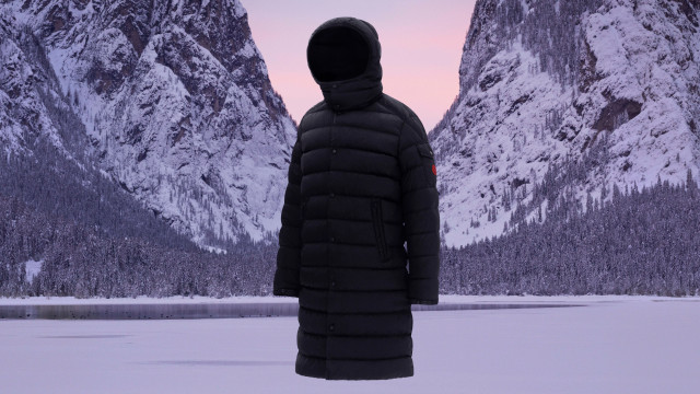 Moncler Launches Jackets Entirely Made From Sustainable Materials