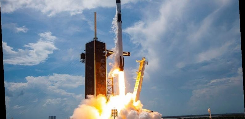 SpaceX delays launch of 143 satellites on single rocket