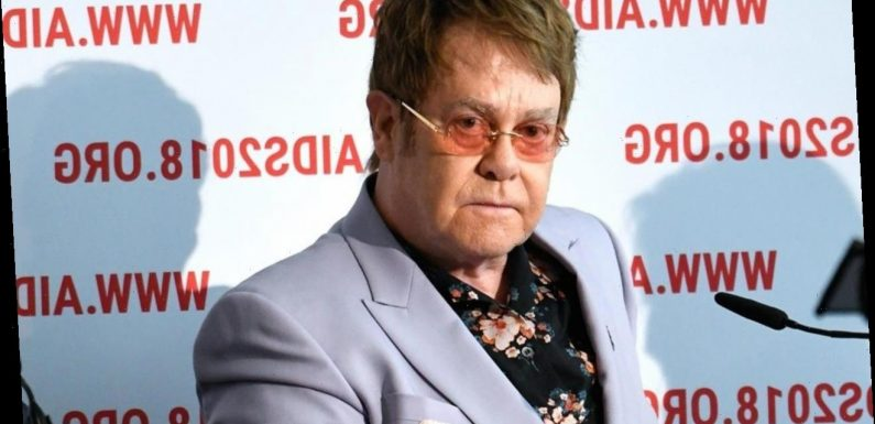 Elton John Sick and Tired of Playing 'Crocodile Rock' at Every Concert