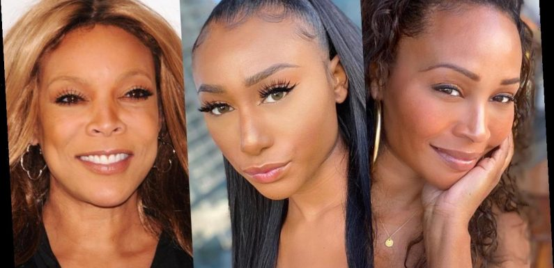 Cynthia Bailey 'Understands' Wendy Williams' Claims That She Uses Daughter's Sexuality for Storyline