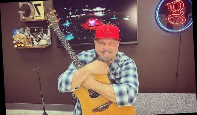 Garth Brooks Responds After Being Criticized for Hugging Inauguration Guests While Maskless