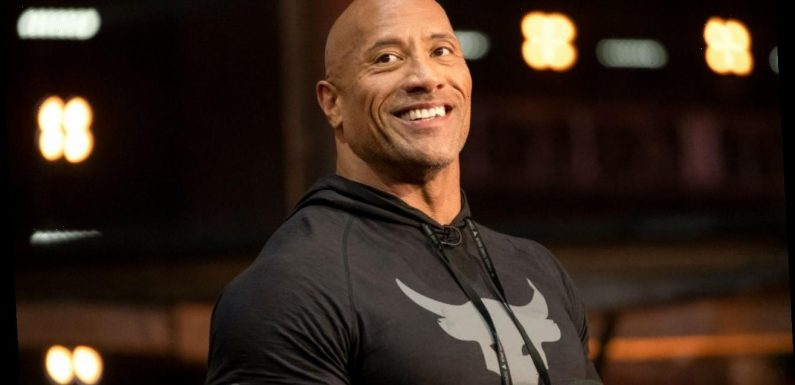 Watch Dwayne Johnson's Daughter Blame Mess on 'Spaghetti Fairy'