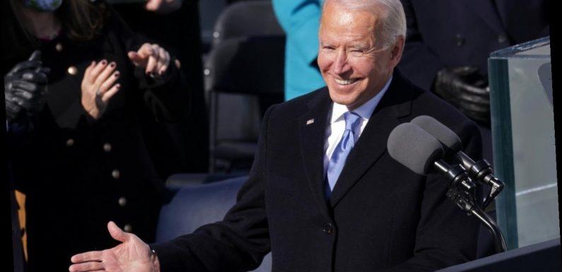 Joe Biden's Inauguration Day: Kerry Washington and More Stars React