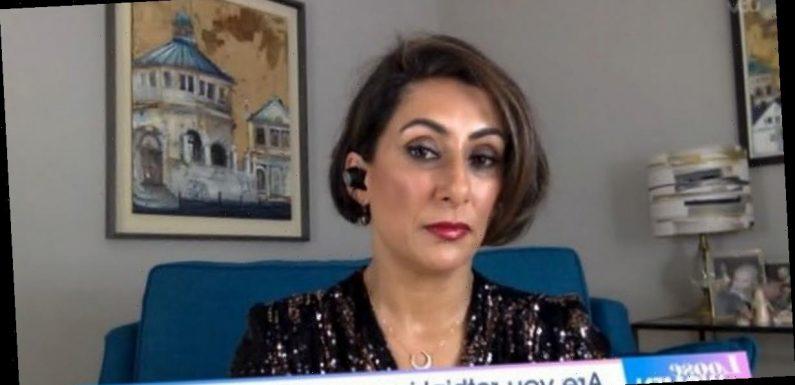Saira Khan 'saddened' by death threats after announcing she's no longer Muslim