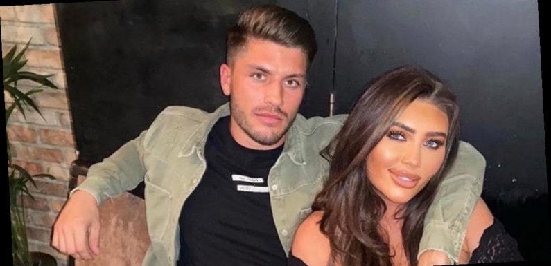 Lauren Goodger's boyfriend Charles Drury drops hint he's going to propose after she cooks him meal