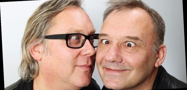 Comic Vic Reeves on hitchhiking with naked lorry driver and arm wrestling Oasis