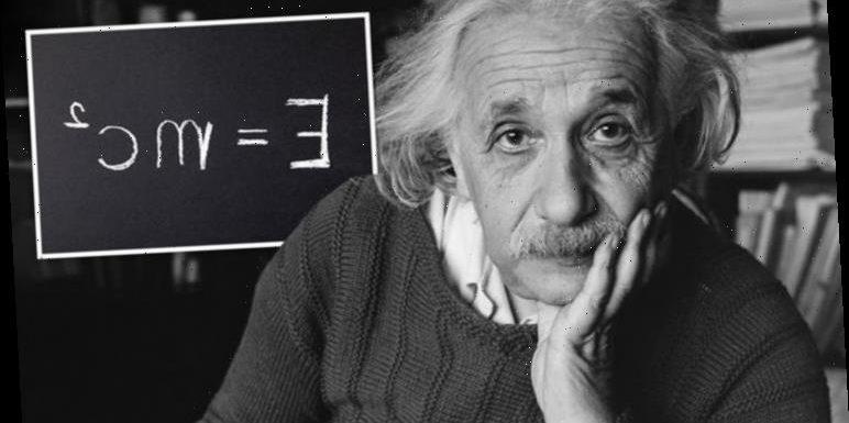 Albert Einstein's theory of relativity: Listen to the genius himself explain E=mc2 formula