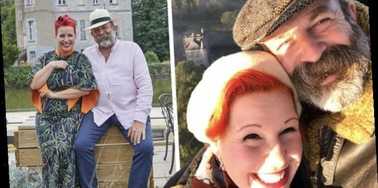 Escape to the Chateau: Dick and Angel Strawbridge speak out on 'exciting' news