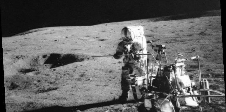 NASA celebrates 50 years since astronaut first played golf on the Moon