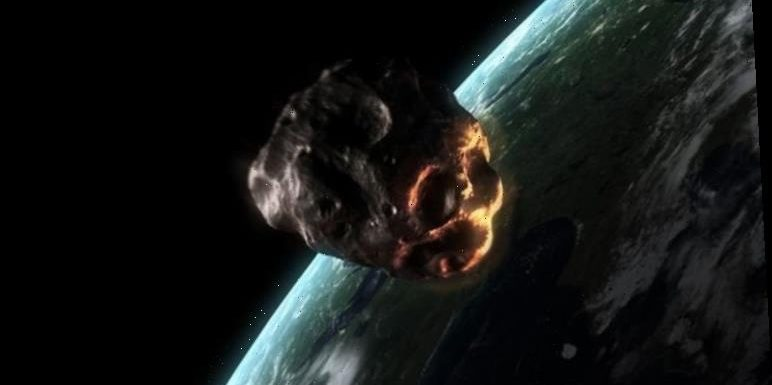 Asteroid Apophis: Space rock's Earth impact risk updated using NASA data