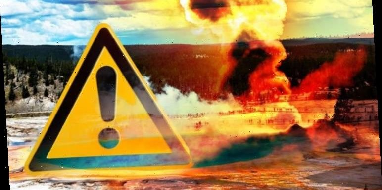 Yellowstone volcano tourists in danger of 'devastating hydrothermal explosions'