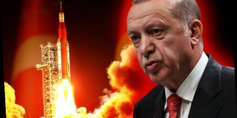 Turkey launches space programme to reach the Moon by 2023 after SpaceX Elon Musk talks