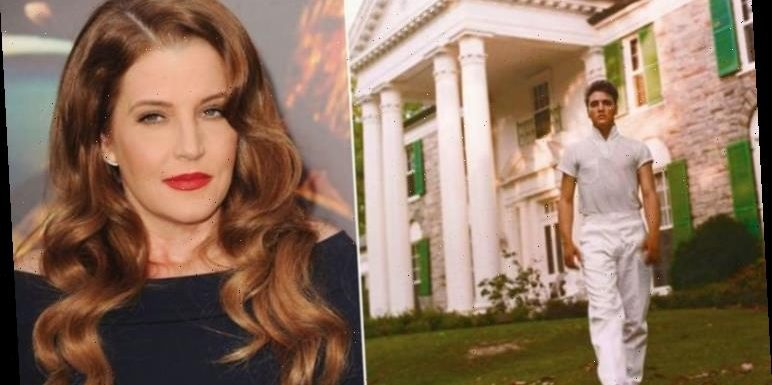 Elvis: Lisa Marie 'Upstairs at Graceland is a beautiful, creepy shrine to my father'
