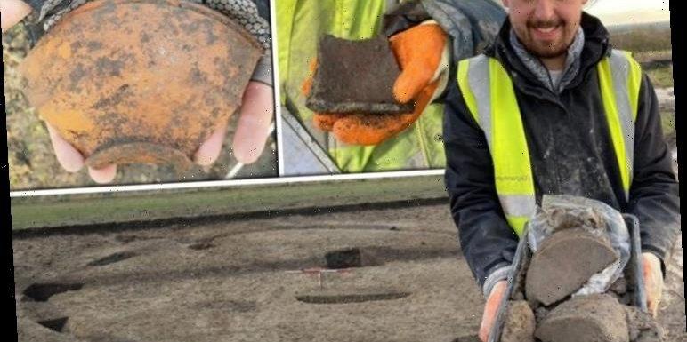 Archaeology news: 'Astonishing' dig reveals domestic Iron Age life